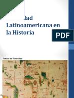 La Ciudad Latinoamericana en La Historia
