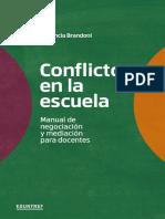 BRANDONI Conflictos en La Escuela Digital