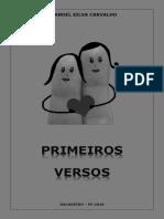 Primeiros Versos - Emanoel Silva Carvalho - 2ª Ed