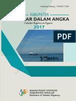 Kabupaten Takalar Dalam Angka 2017