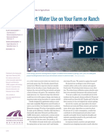 Ag Water Conservation