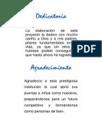 5 Amorfinos, 5chigualos, 5 Etc