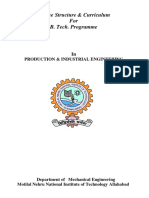 Production and Industrial Engineering