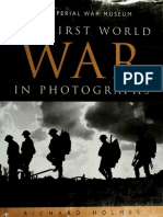 147039035 452426321Richard Holmes - The First World War in Photographs - 2001