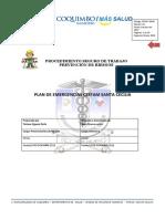 Plan de Emergencia CESFAM Santa Cecilia