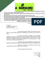 Condicionalidad Agosto 2015- La Posta Posta