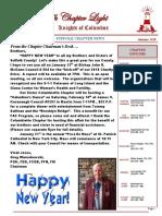 Suffolk Chapter Newsletter January 2018