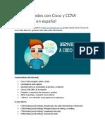 Aprender Redes Con Cisco y CCNA Versión 6