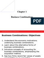 Ch.1 Business Combinations