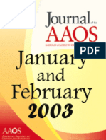 JAAOS - Volume 11 - Issue 01 January & February 2003
