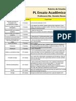 PL Fundamentos Roteiro de Estudos