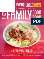Jamie Oliver's Family Cook Book