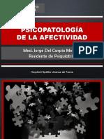 Psicopatología de La Afectividad 1