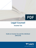 LAPD-IT-G01 - Guide on Income Tax and the Individual - External Guide