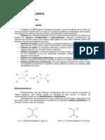 Resumo sobre Estereoquímica