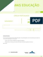 Letramento i Língua Portuguesa p0501