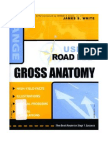 USMLE Road Map Gross Anatomyi