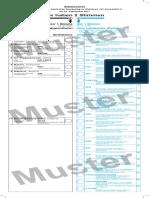 Musterstimmzettel_Bundestagswahl2017_Wahlkreis107