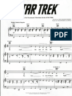Star Trek the Original Series Theme by Alexander Courage
