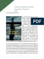 Guijarro Santiago - Comentario a Destre-Pesce_La muerte de Jesús.pdf