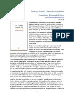 Piñero Antonio - 2010 - Comentario a Guijarro_Los Cuatro Evangelios