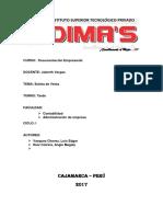 Documentacion empresarial