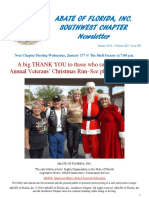 Southwest Chapter of ABATE of Florida January 2018