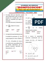 18- Analisis Dimensional, Vectores y Mru - 4 y 5 Sec