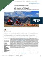 Turismo Sustentável - Visitar (e Ajudar) Povoados Ancestrais Do Vale Sagrado