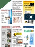Leaflet Malaria 2
