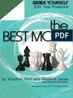V. Hort & v. Jansa - The Best Move