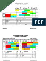 Jadual Waktu Kelas 2018