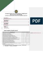 Angket Kepuasan Mahasiswa Terhadap Pelayanan Akademik _ Offlinee