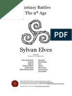 Sylvan Elves