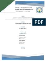 Activos y Pasivos Por Impuestos Diferidos