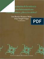 J.R.alcantara Mejia 2016 Presentación Introduccion Violencia De las politicas y políticas de la violencia-Nomadismo y teatro