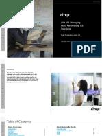 1Y0-201 Managing Citrix XenDesktop 7.6 Solutions Exam Prep Guide_2.2