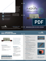 NOVA Mechanical Edge of Dock Leveler Brochure