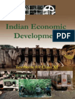 Txt.08 - Std'11 - Economics - Indian Economic Development DONE