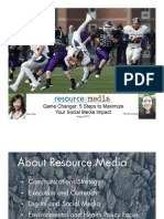 5 Steps to Maximize Social Media Impact