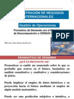 12a. Pronósticos Con Census II