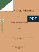 Henriquez y Carvajal F - La hija del hebreo.pdf