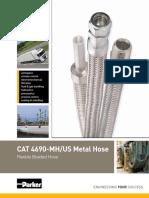 CAT 4690 MH2 Metal Hose