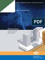 ArthurFluryAG Manual Earthing Systems