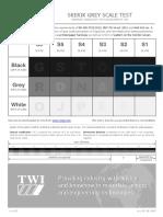 Skerik Grey Scale Test (v.03)