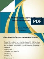 Manual for 3D Nls PDF