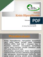 262388274 Referat Krisis Hiperglikemia