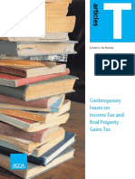 Journal Tax Ref