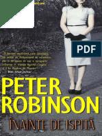 Peter Robinson - Inainte de Ispita