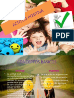PPT ACTITUD-POSITIVA